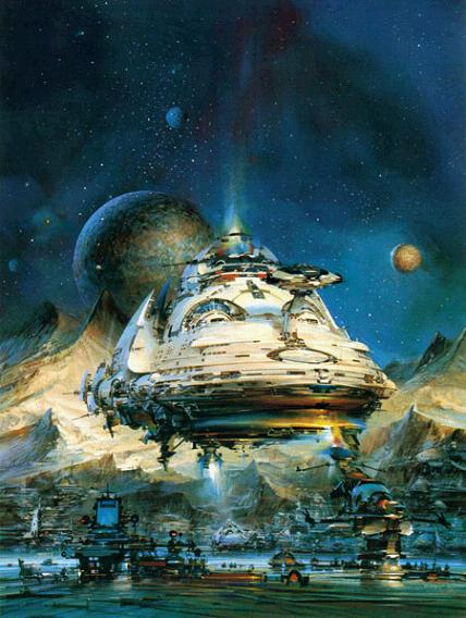 untitled by John Berkey