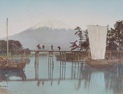 田子ノ浦沼川からの富士山 by Kazumasa Ogawa