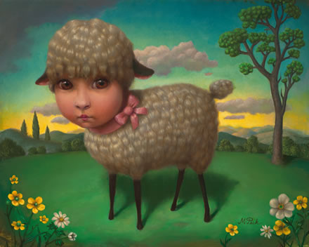 Little Lamb by Marion Peck