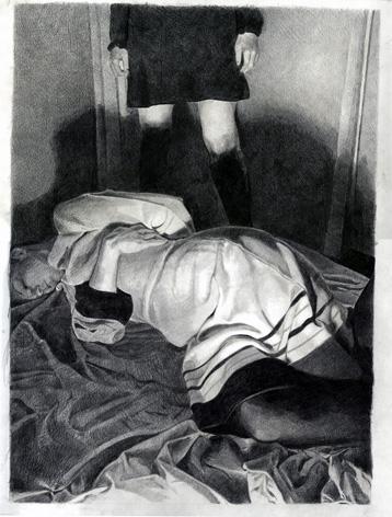 MARJORIE (SLOTH) by Mercedes Helnwein