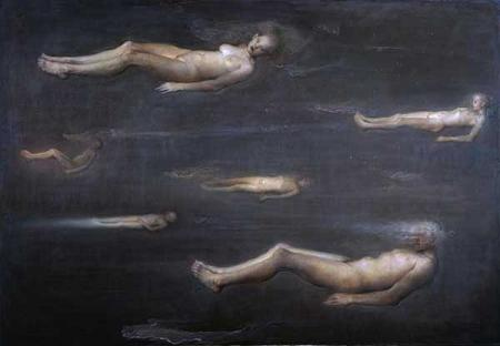 Limbo by Odd Nerdrum