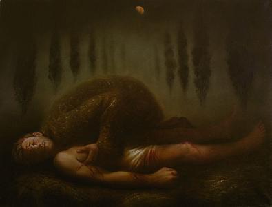 Cataphotic Good Samaritan by Oleg Korolev