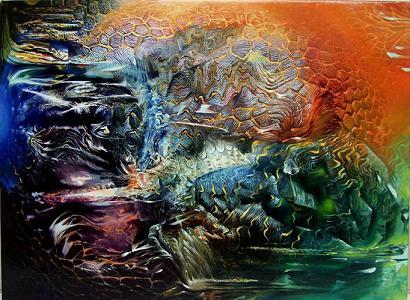 The Illusory Fish by Oleg Korolev