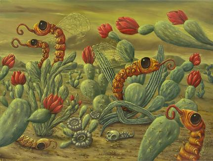 Cactusparadijs by Pepijn van den Nieuwendijk