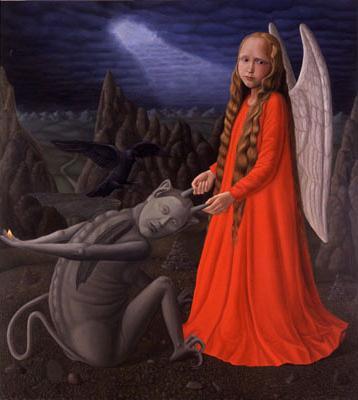 Taming of Evil by Renata Palubinskas
