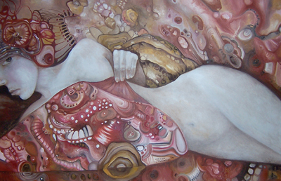 beyond nude by Sarah Detweiler