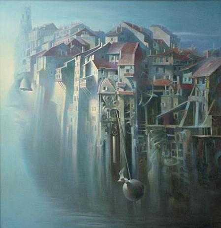Awakening by Sergei Aparin