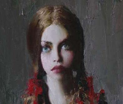Sue (detail) by Taras Loboda