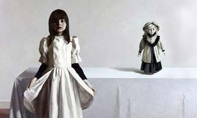 Sarah and the Doll 2007 by Zai Kuang