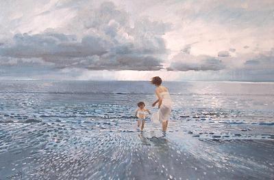 Storm Is Coming by Zhong-Yang Huang