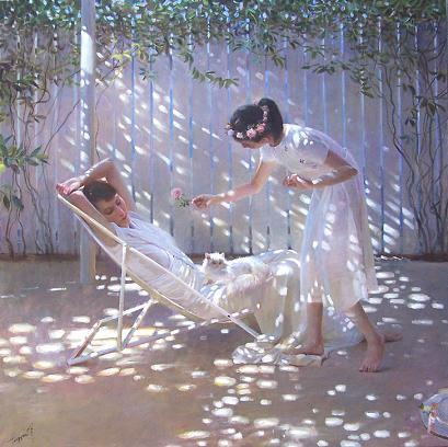 Dream by Zhong-Yang Huang