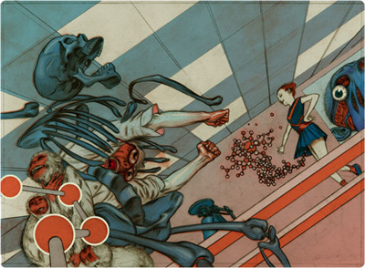 Chemistry by James Jean