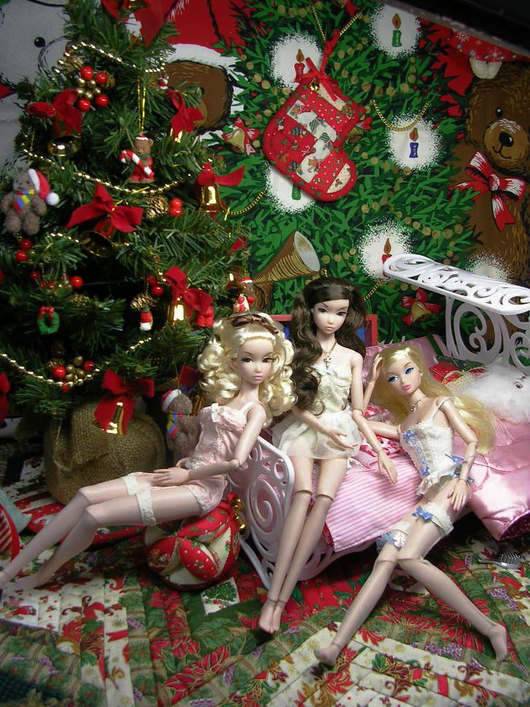 Misakiちゃん達のクリスマス