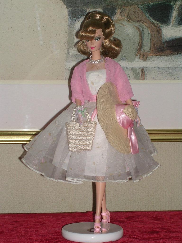 Secretary Barbie 1