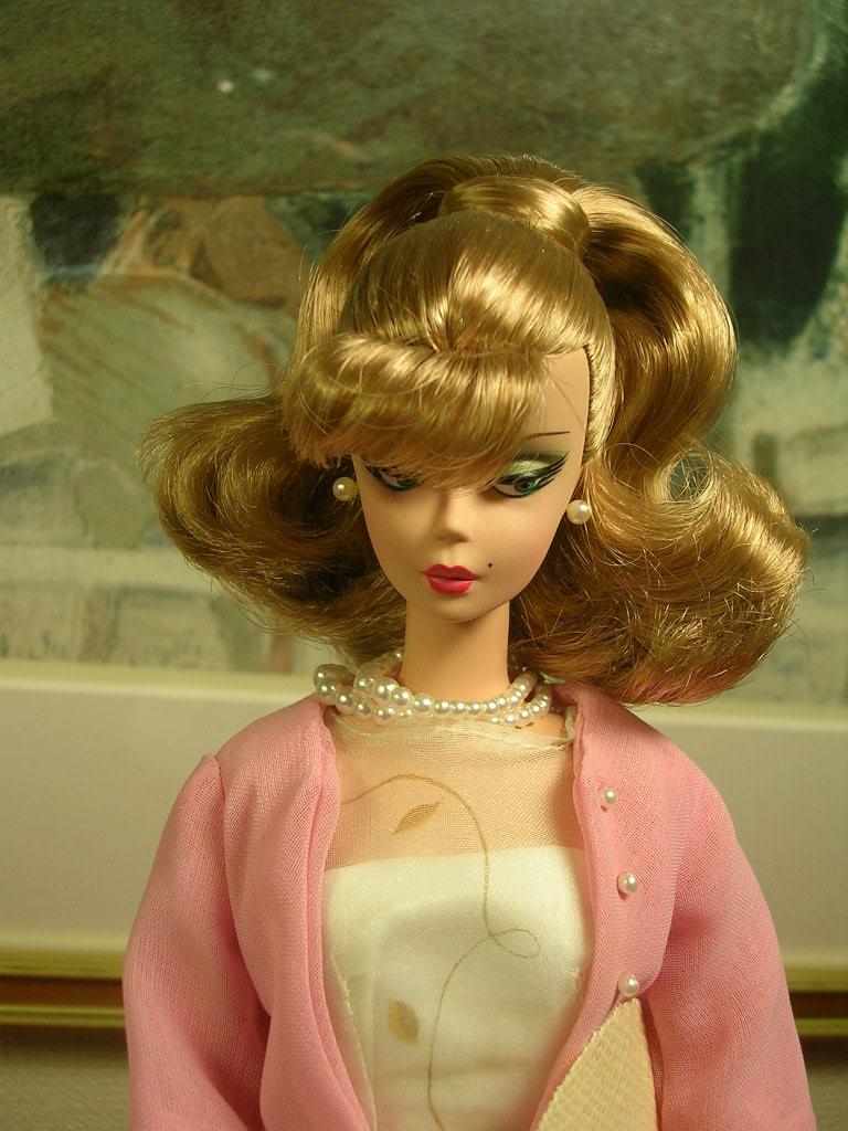 Secretary Barbie 2