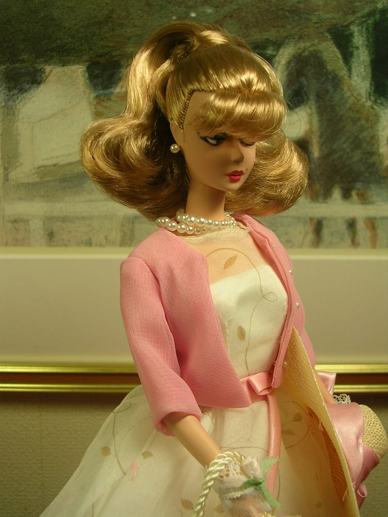 Secretary Barbie 3