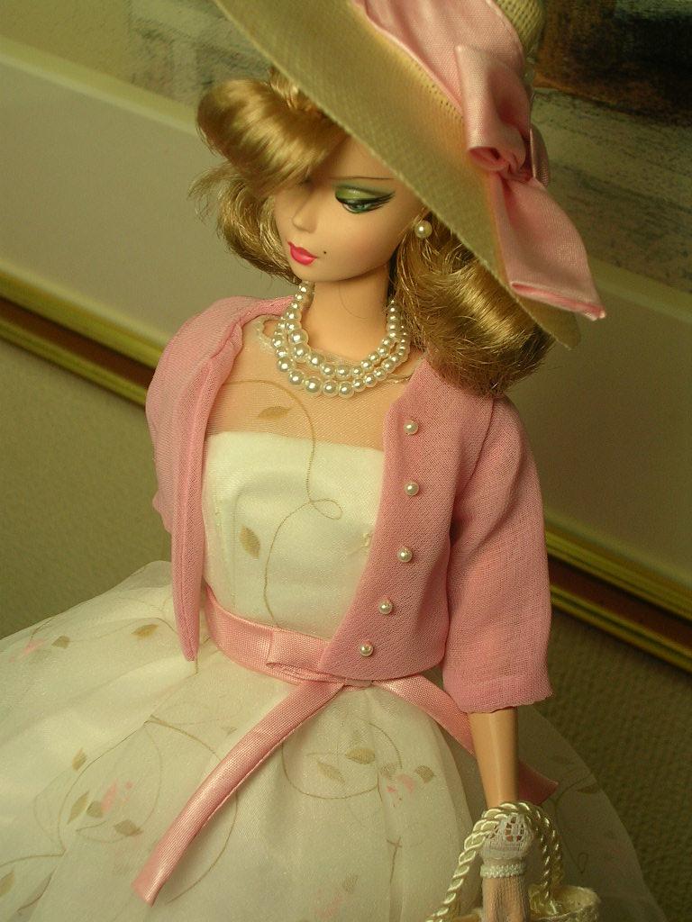 Secretary Barbie 5