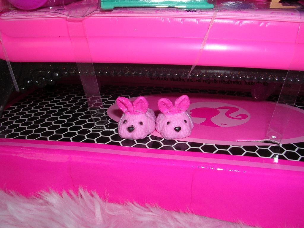 ピンクだいすき バービーのソファ 2
