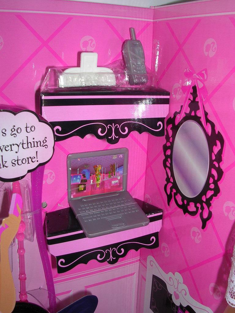 ピンクだいすき バービーのソファ 4