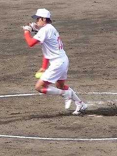 上野投手3