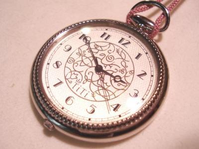 懐中時計 文字盤