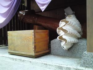 野島岬の厳島神社のあれ①