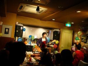 クリスマスアコースティックライブ1
