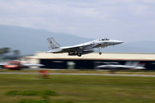 F15離陸スピード