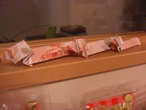 折り紙ダックス2