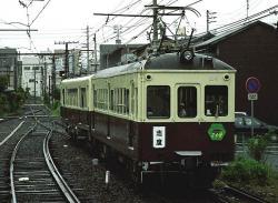 今橋駅にて(5/26)