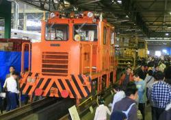 藤が丘工場(2007.11.11)