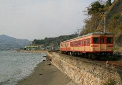竜石~西有家間(2007.12.24)