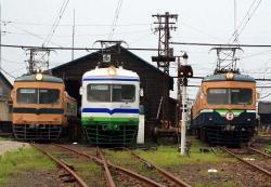 西武生車両工場(2007.7.7)