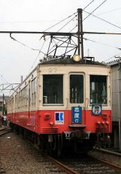 今橋検車区(2007.7.8)