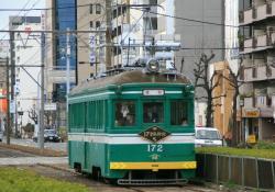 宿院~大小路間(2008.1.26)