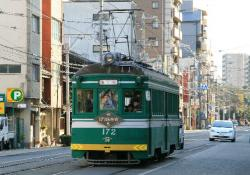 東粉浜~塚西間(2008.1.26)