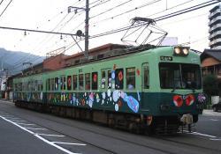三井寺~浜大津間(2007.7.28)