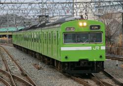 新加美~久宝寺間(2008.2.17)