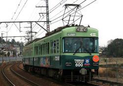 穴太~滋賀里間にて(2007.1.21)
