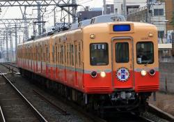 勝田台にて(2007.1.28)