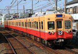 堀切菖蒲園~お花茶屋間にて(2007.1.28)