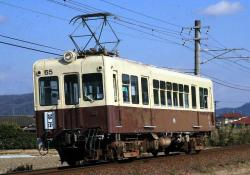 円座~岡本間にて(2007.2.3)