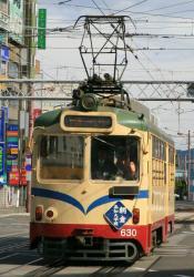 はりまや橋にて(2007.2.18)