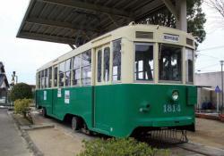 豊田市交通公園にて(2007.2.24)