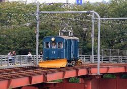 公園口~市役所前間(2007.9.24)