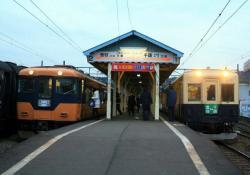 新金谷にて(2007.2.25)