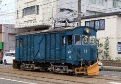 田原町~裁判所前間(2007.9.24)