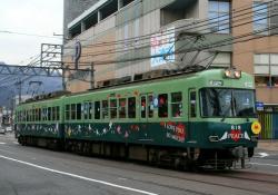 三井寺~浜大津間にて(2007.3.3)