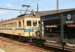 西武生にて(2006.9.30)
