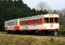 四箇村~常陸小川間にて(2007.3.24)